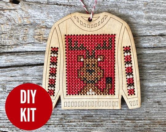 Ugly Sweater Kit: Moose