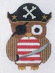 Pirate Owl w/ SG