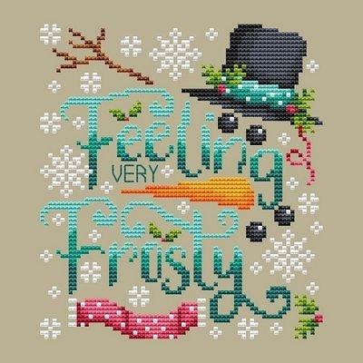 Feeling very Frosty