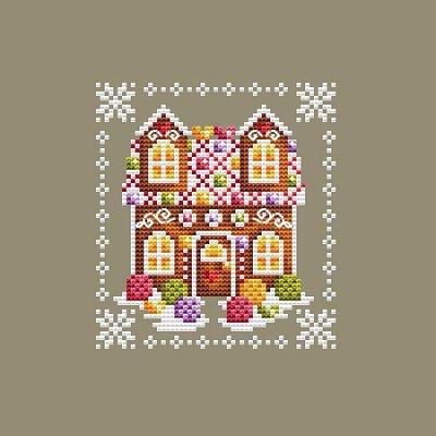 Gumdrop's House