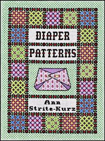 Diaper Patterns by Ann Strite-Kurz