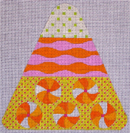 Candy Corn - Candy Swirls