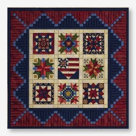 Summer Barn Quilts (18ct.: 184x184 / 10.2x10.2)