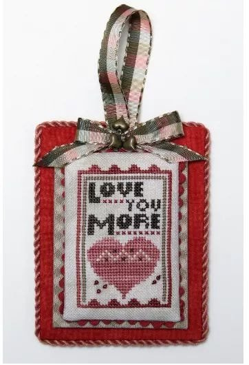 Merry Making Mini: Love You More, Valentine's Day