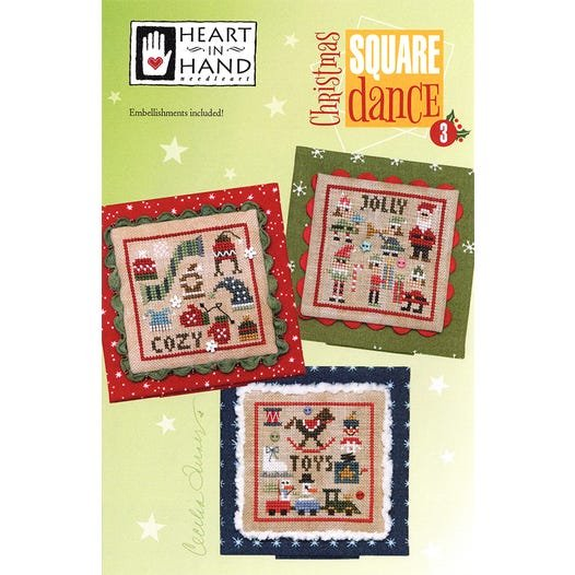 Christmas Square Dance #3