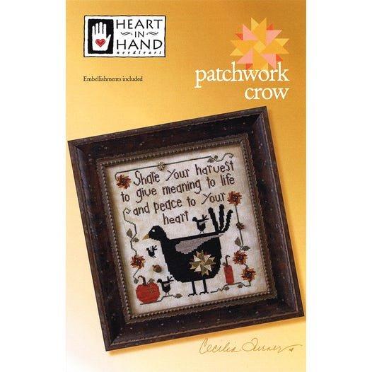 Patchwork Crow