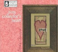 2013 Collector's Heart