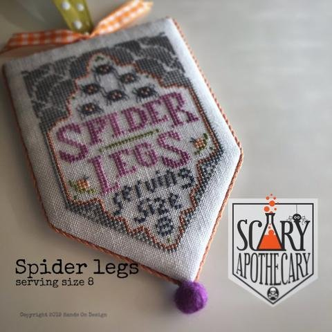 Apothecary Series - Spider Legs
