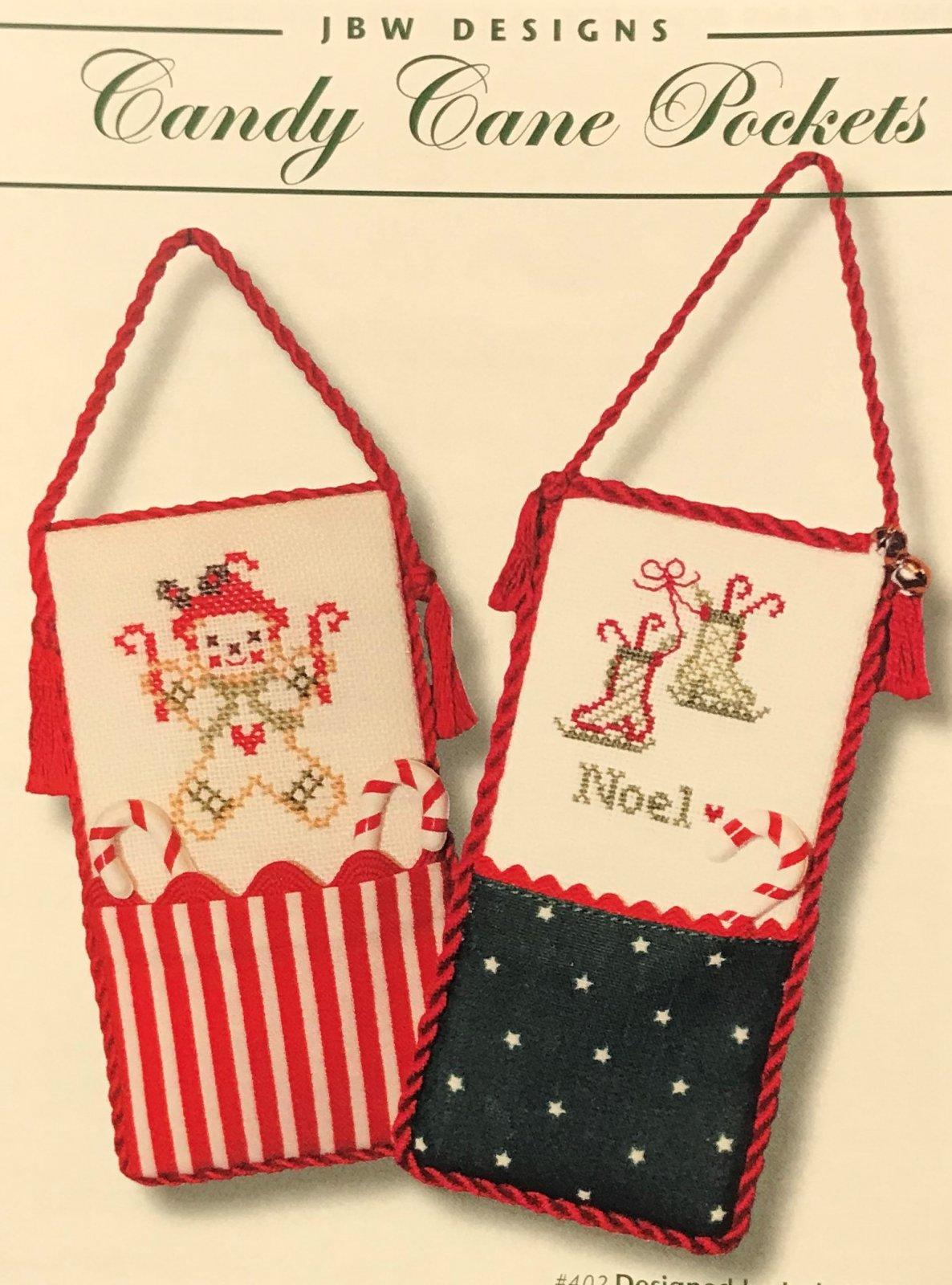 Candy Cane Pockets