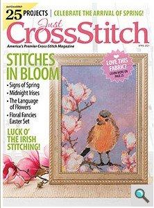 Just Cross Stitch - 2021 April