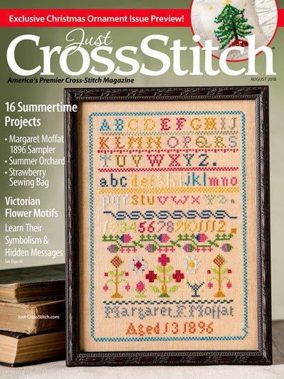 Just Cross Stitch - August