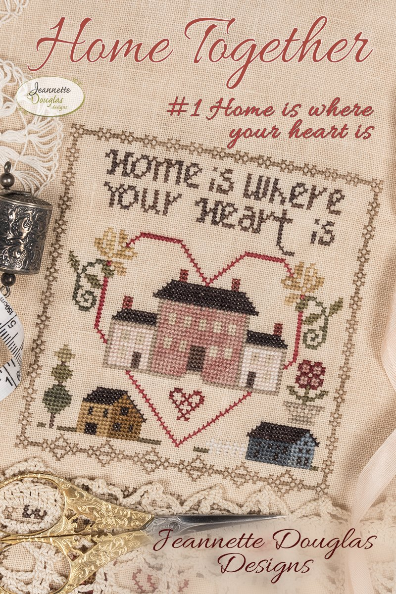 Home Together 1: Home is where your heart is