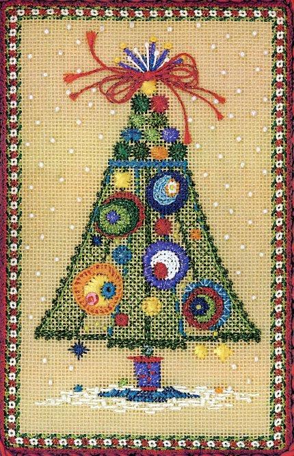 Bejeweled Tree #3