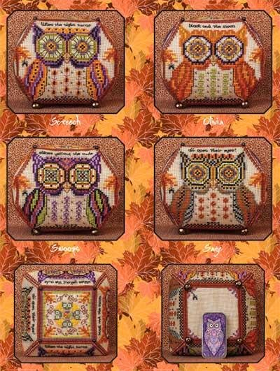 Owls Of October II