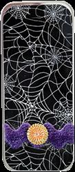 Cobweb Fancy Trim Needle Slide