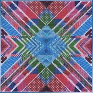 Kaleidoscope (design size 216x216 - 12x12 on 18ct)
