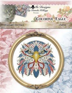 Colorful Eagle - Patriot