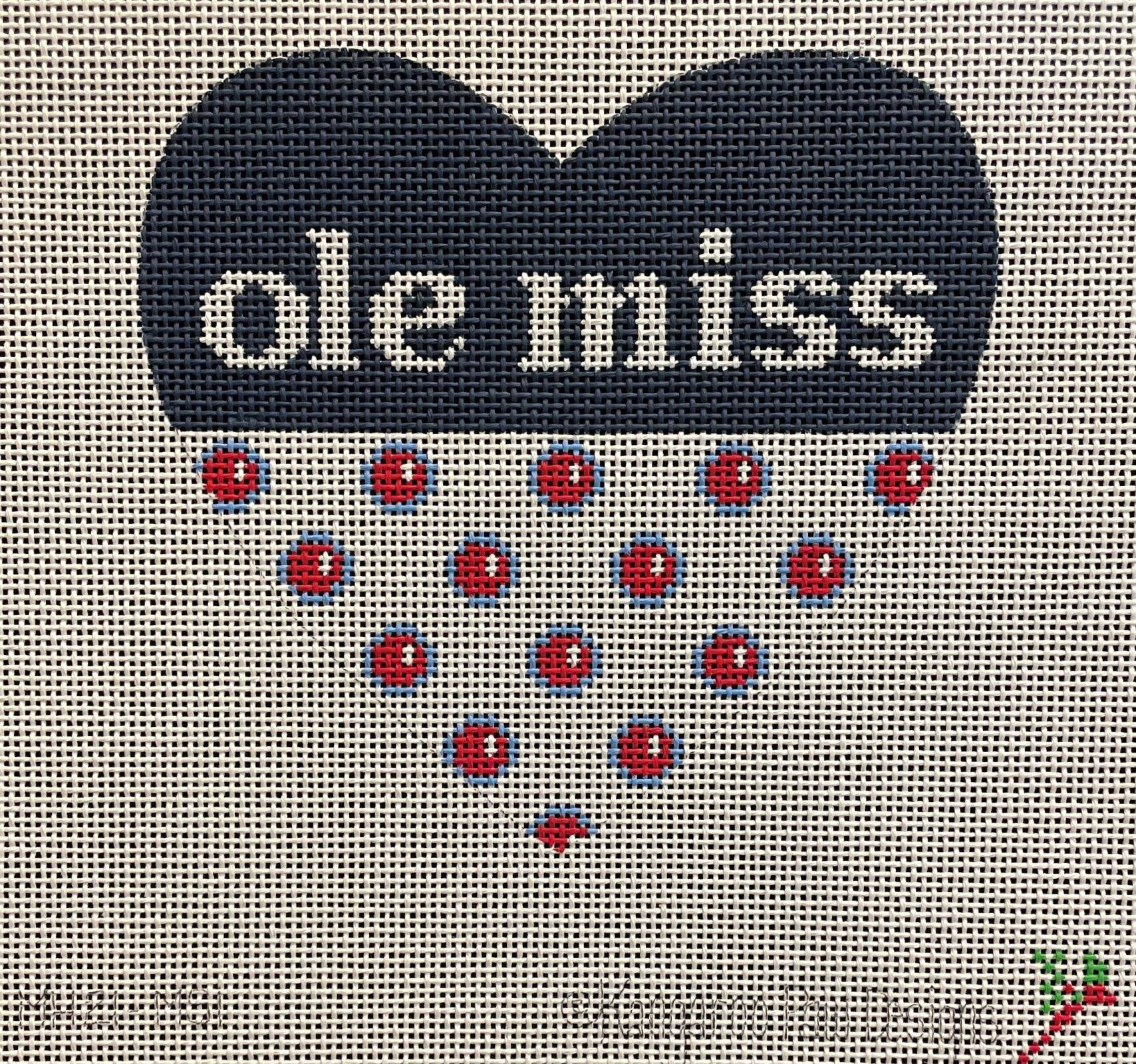 Ole Miss Heart