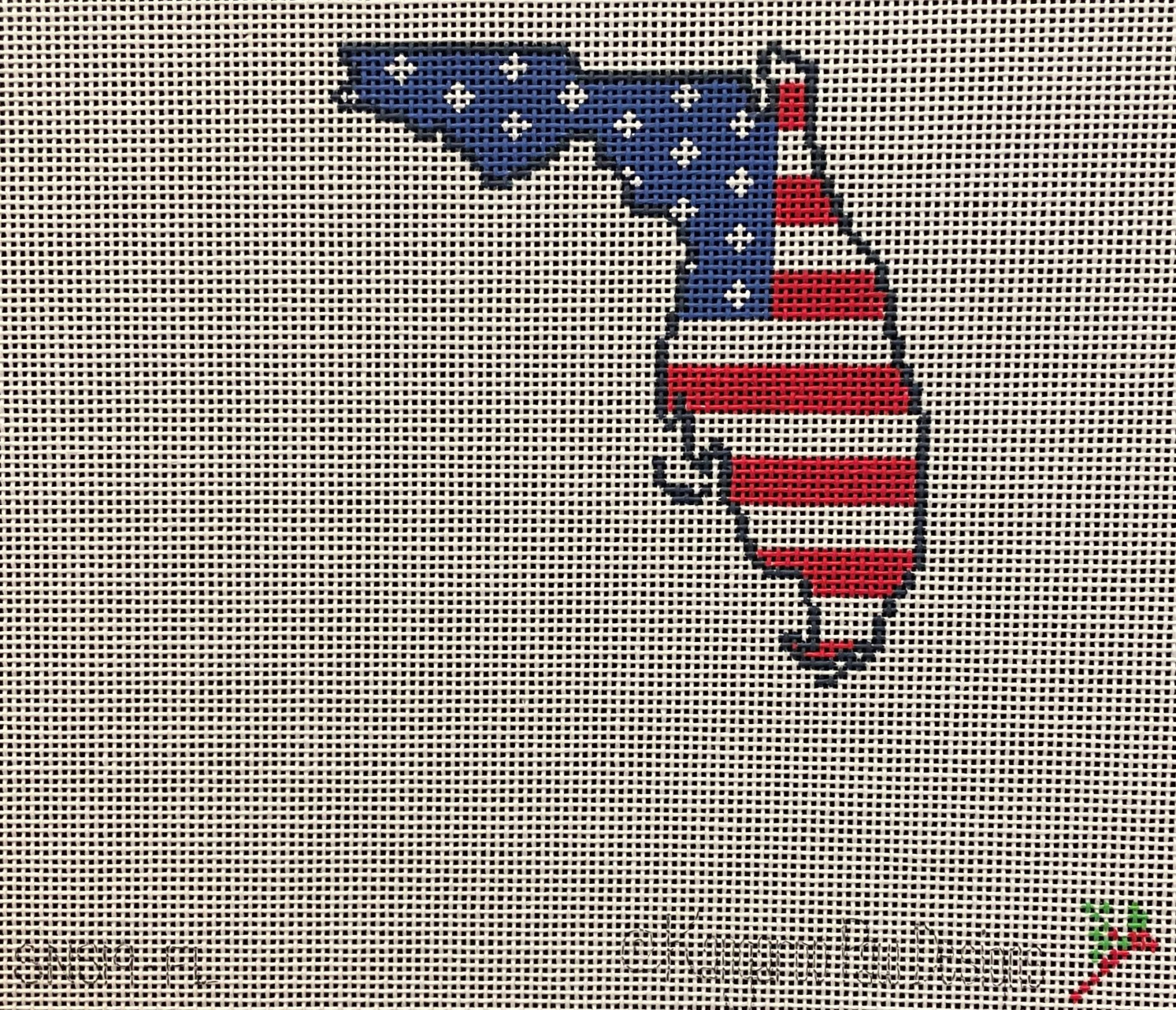 Stars & Stripes - FLORIDA