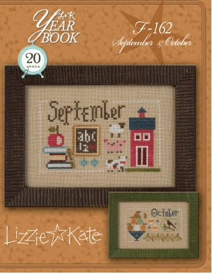 Yearbook Dbl Flip - Sept/Oct