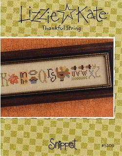 Thankful String