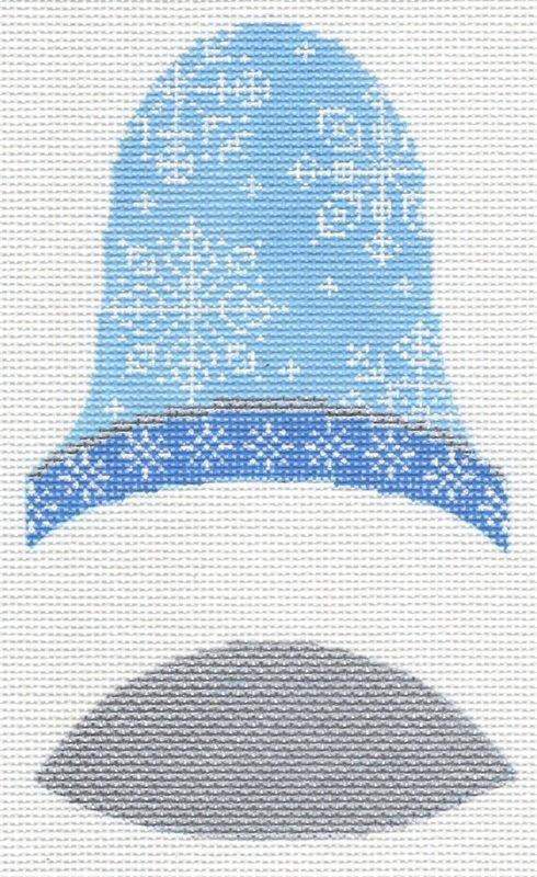 Dimensional Bells - Snowflakes