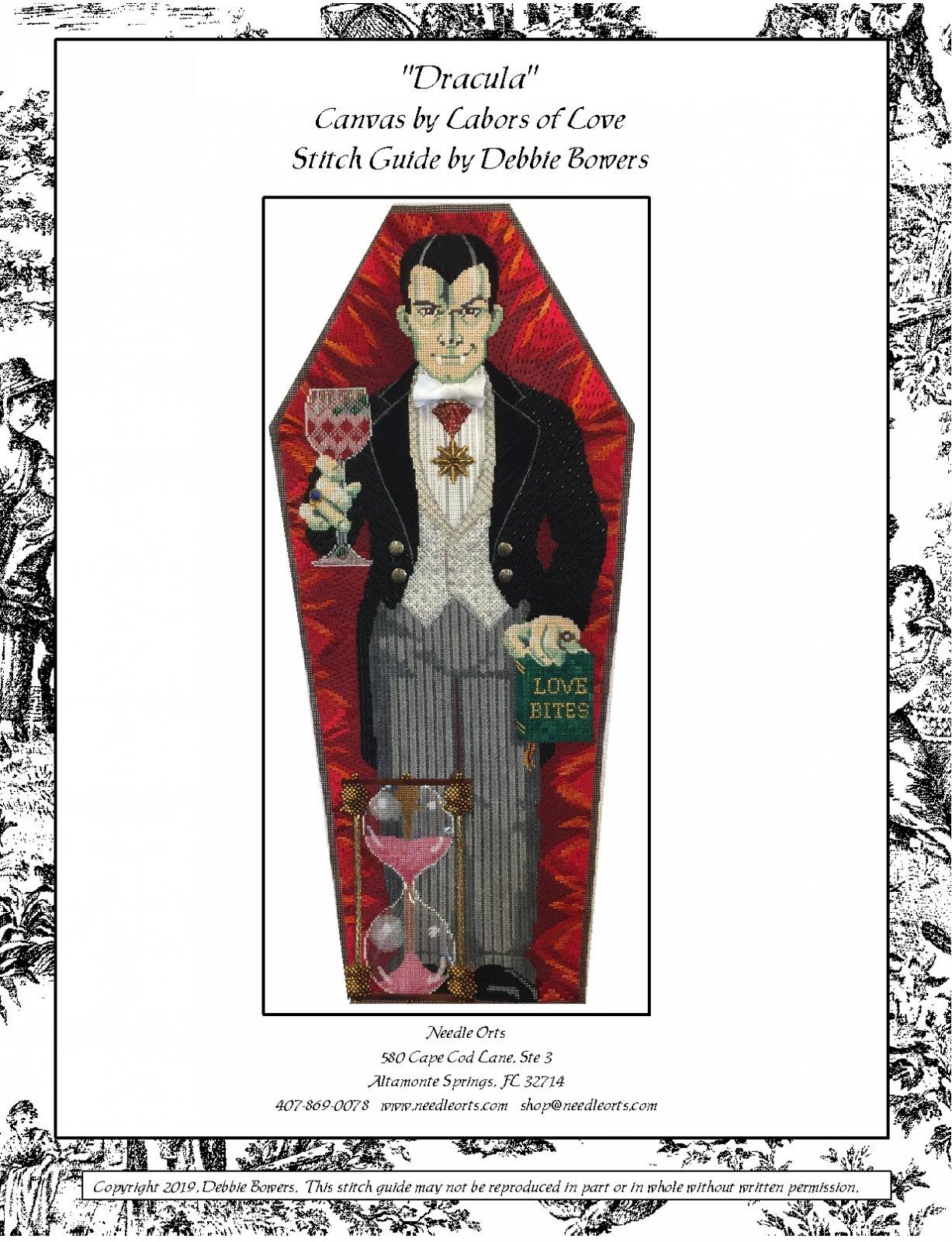 Stitch Guide - Dracula