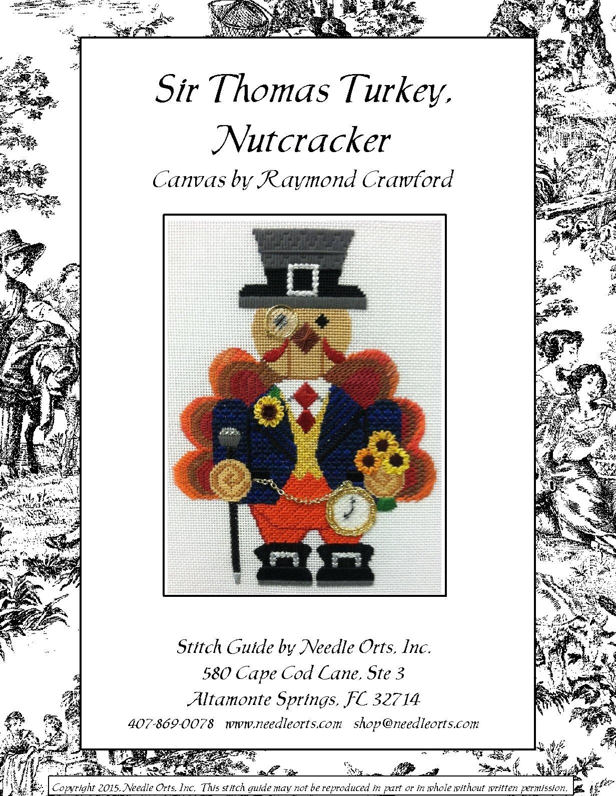 Sir Thomas Turkey Nutcracker