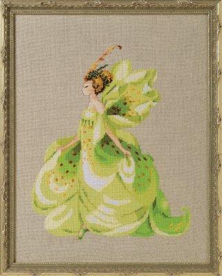Green Lady Slipper