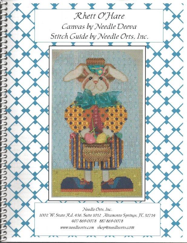 Stitch Guide - Rhett O'Hare