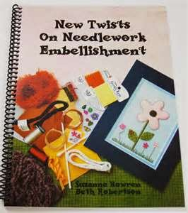 New Twists on Needlework Embellishment by Howren & Robertson
