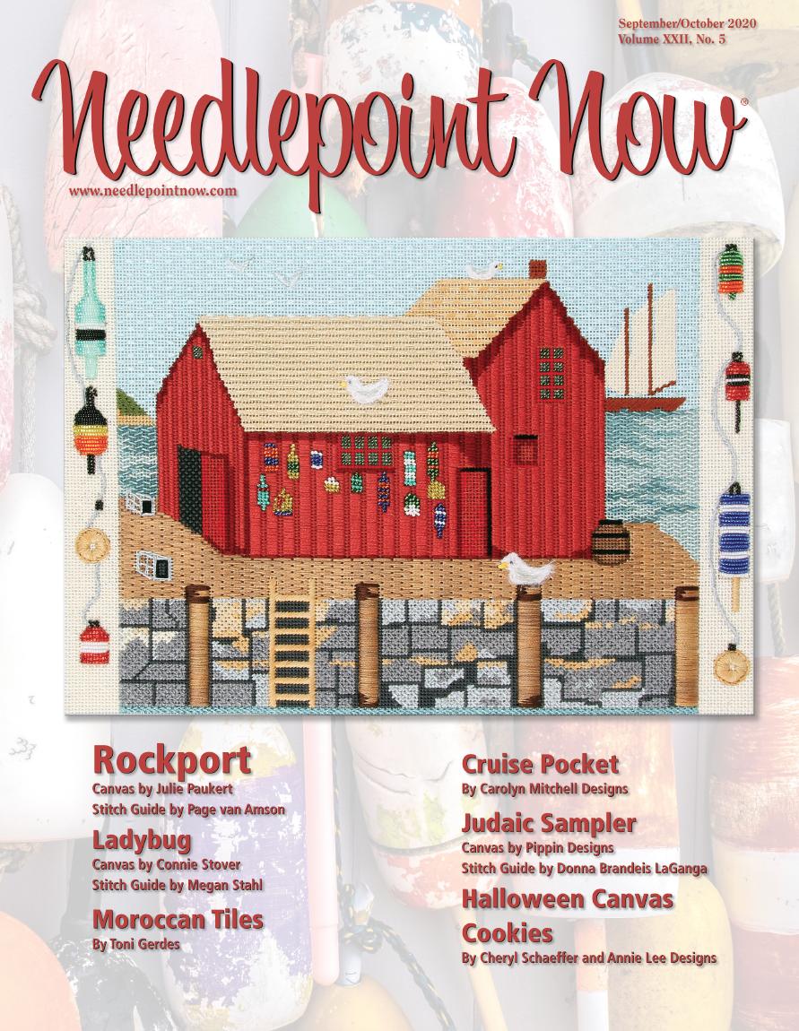 Needlepoint Now -  September / October 2020