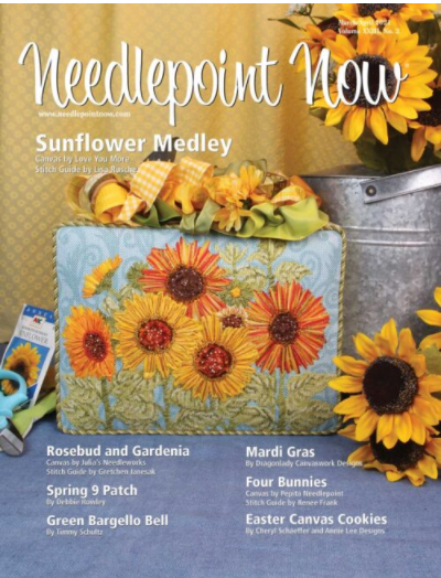 Needlepoint Now -  March / April 2021