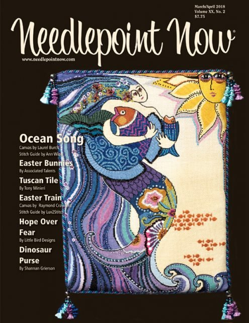 Needlepoint Now - Mar/April 2018