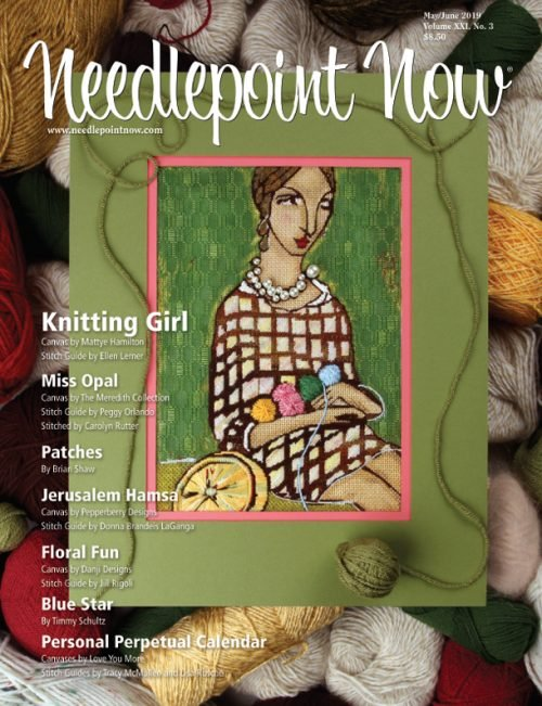 Needlepoint Now -  May/June  2019