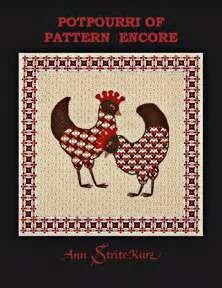 Potpourri of Pattern Encore by Ann Strite-Kurz