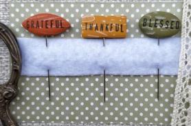 Grateful, Thankful, Blessed Pin Set