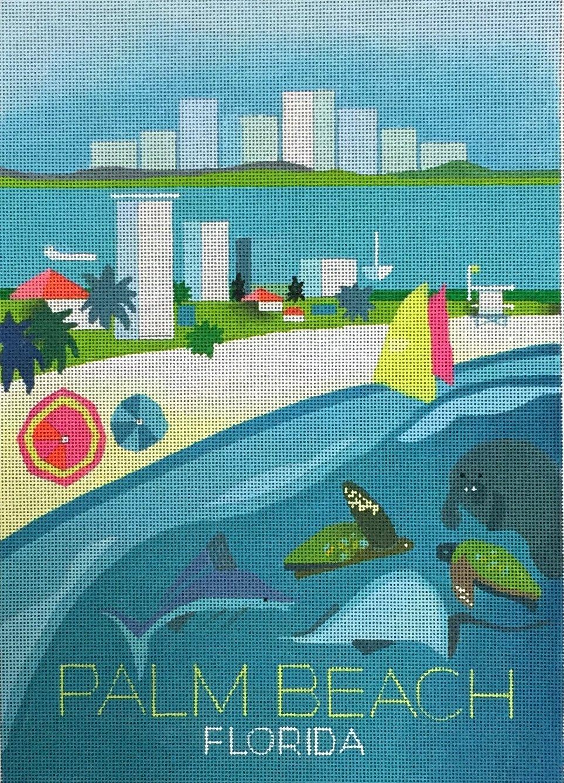 Palm Beach, FL - USA Poster