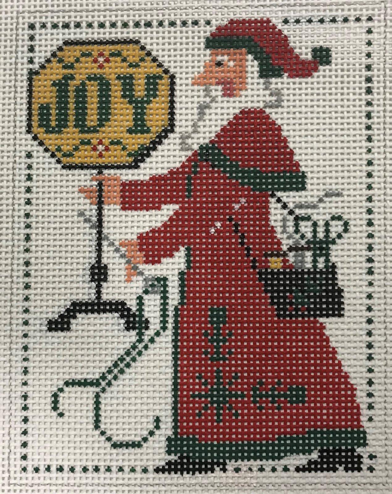 Prairie Schooler Santa - 2004