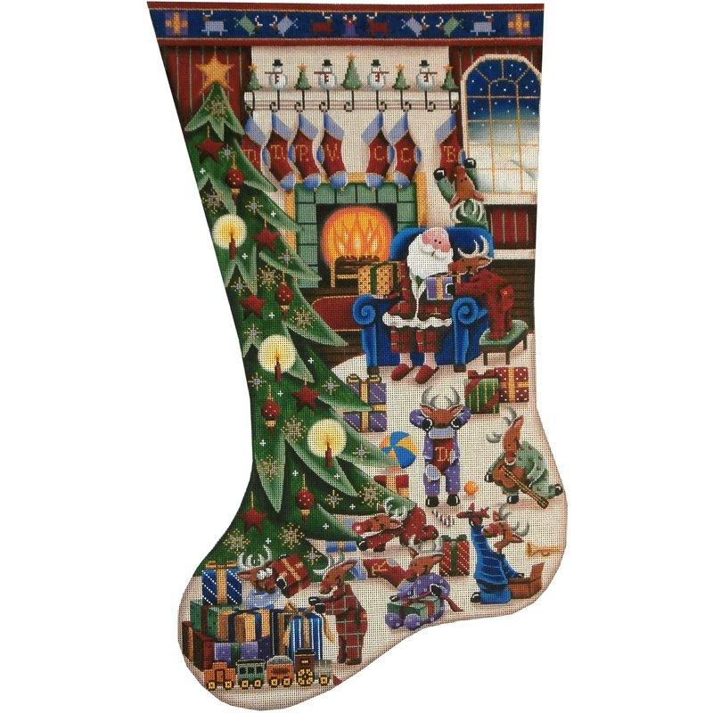 The Reindeers' Christmas