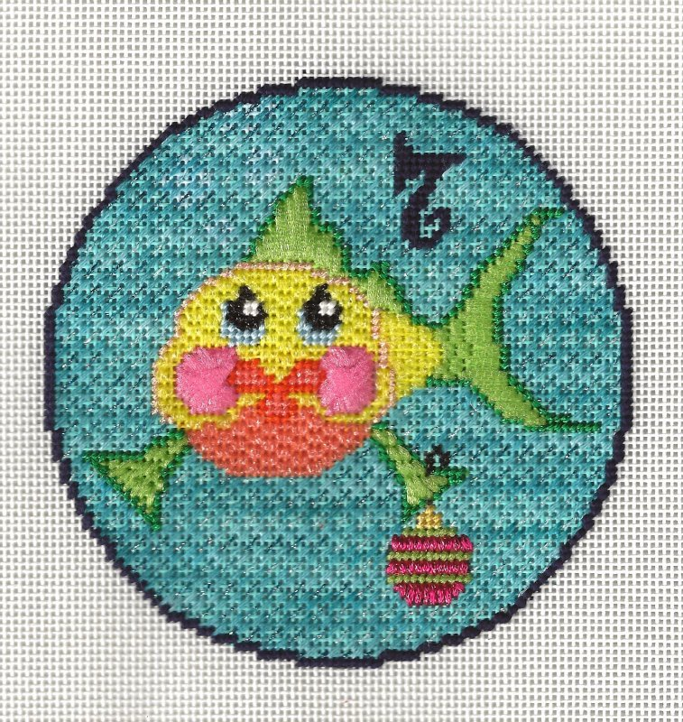 07 - Seven Swimming Fishes