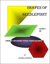 Shapes of Needlepoint - Series 3
