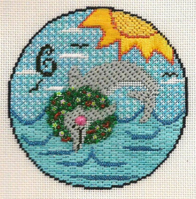 06 - Six Diving Dolphins