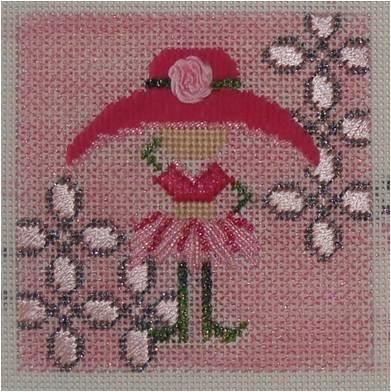 Pink Lady Jewel w/SG