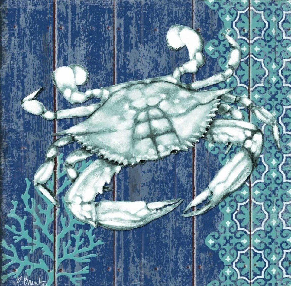 Indigo Sea IX - Crab