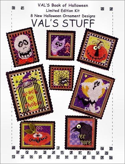 Val's Book of Halloween