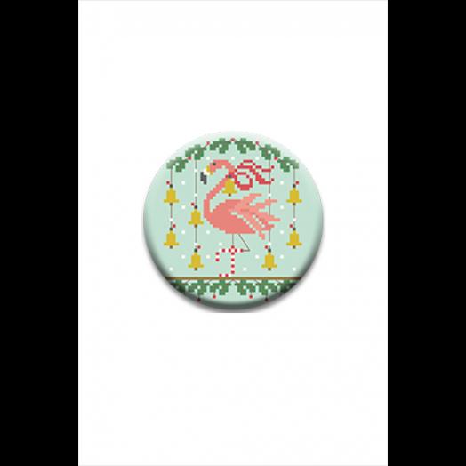 Needle Nanny - Flamingo Bells