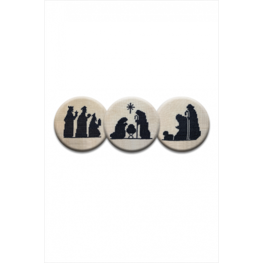 Magnet Collection - Nativity Set
