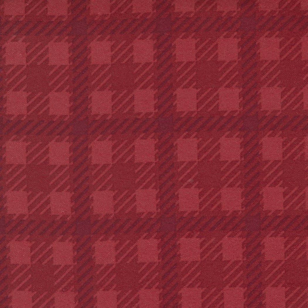 Yuletide Gatherings Flannel Santas Coat