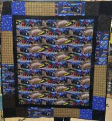 Easy Peazy New Holland  51 x 58  DF Exclusive Pattern Included